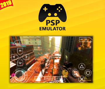 Free PSP Emulator 2019 ~ Android Emulator For PSP 2