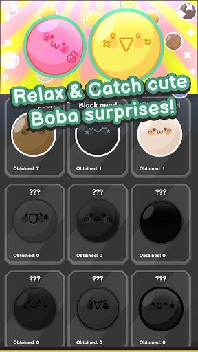 Boba Catcher! Casual Bubble Tea Boba Collecting  screenshots 6