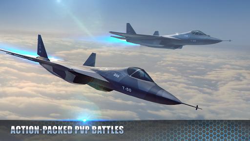 Modern Warplanes: Sky fighters PvP Jet Warfare 1.17.0 screenshots 9