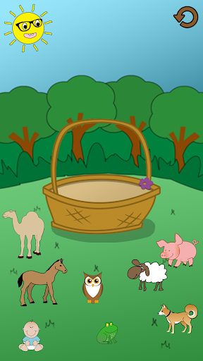 Surprise Eggs - Animals : Game for Baby / Kids 10.1.118888 screenshots 6