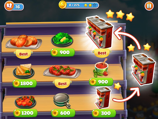 Cook It! Cooking Games Madness & Krusty Cook-off 1.3.4 screenshots 13
