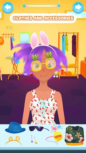 Hair salon games : Hair styles and Hairdresser apkdebit screenshots 3