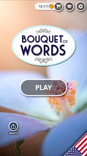 Bouquet of Words - Word game  screenshots 1