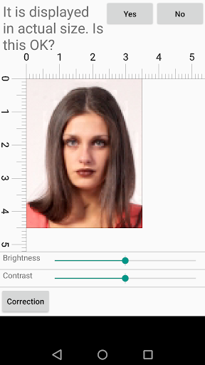 ID Photo application  screenshots 6