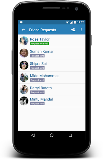 AW - free video calls and chat android2mod screenshots 2