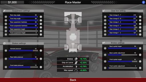 Race Master MANAGER 1.1 screenshots 5