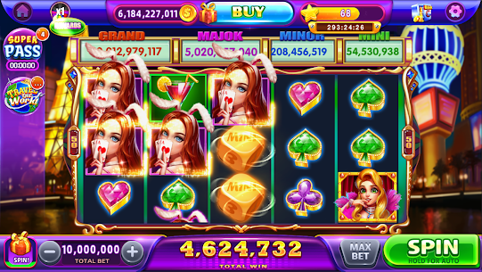 Spin bet Slot Machine-casino slots freeamp bingo Apk Download NEW 2021 5