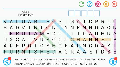 Word Search Free Game screenshots 7