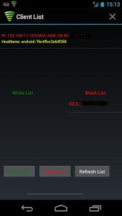 WiFi Tether Router APK (MOD, Patched) 6.3.5 for android 4