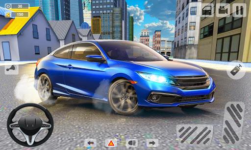 Drifting and Driving Simulator: Honda Civic Games 1.18 screenshots 7