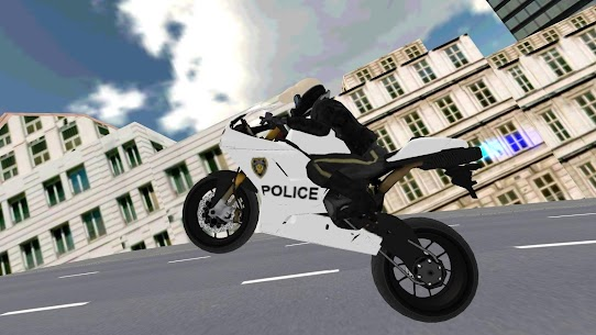 Police Motorbike Simulator 3D 1.14 MOD for Android 1