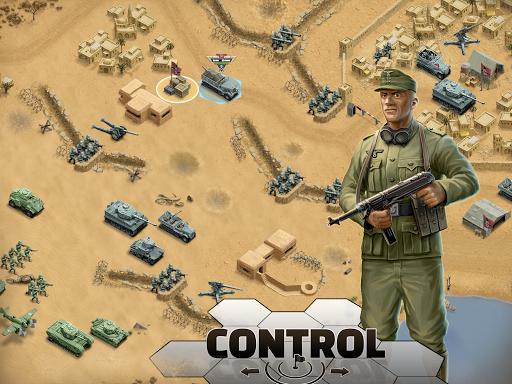1943 Deadly Desert - a WW2 Strategy War Game 1.3.2 Screenshots 12