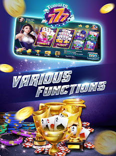 Tongits 777 Casino - Pusoy, Lucky 9 1.05 Screenshots 6