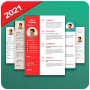 Resume Builder & CV Maker - PDF Template Editor