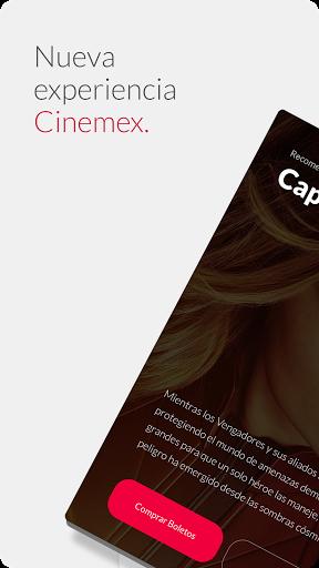 Cinemex  screenshots 1