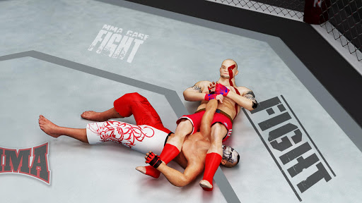 Martial Arts Training Games: MMA Fighting Manager 1.1.7 screenshots 4