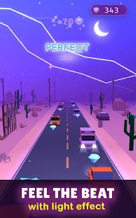 Dancing Car: Tap Tap EDM Music Screenshot