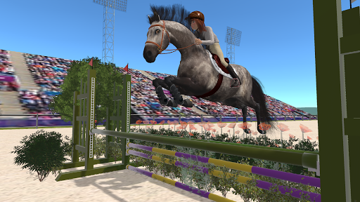 Jumpy Horse Show Jumping screenshots 12