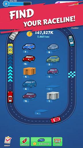 Merge Car game free idle tycoon screenshots 9