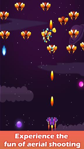 Air Galaxy Striker X - Arcade Sky Force Battle 2.4 screenshots 2