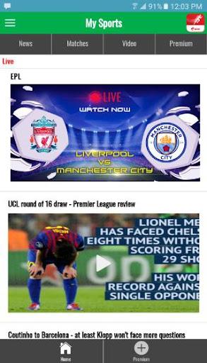 my sports - airtel screenshot 3