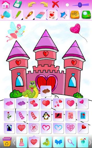 Princess Coloring Game screenshots 16