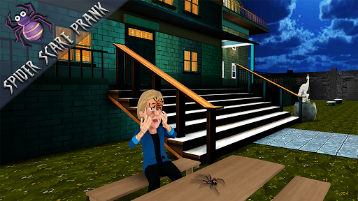 Evil Scary Neighbor Strange House : Horror Game 3D  screenshots 12