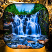 Waterfall Wallpaper -Real Waterfall Live Wallpaper
