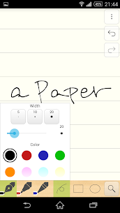 """Handwriting memo """"a Paper"""" For Pc   How To Download – (Windows 7, 8, 10, Mac) 1"""