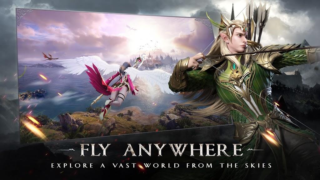 Forsaken World: Gods and Demons poster 3