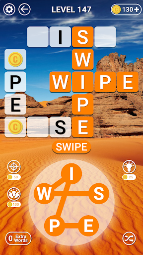 Word Cross Puzzle  screenshots 5