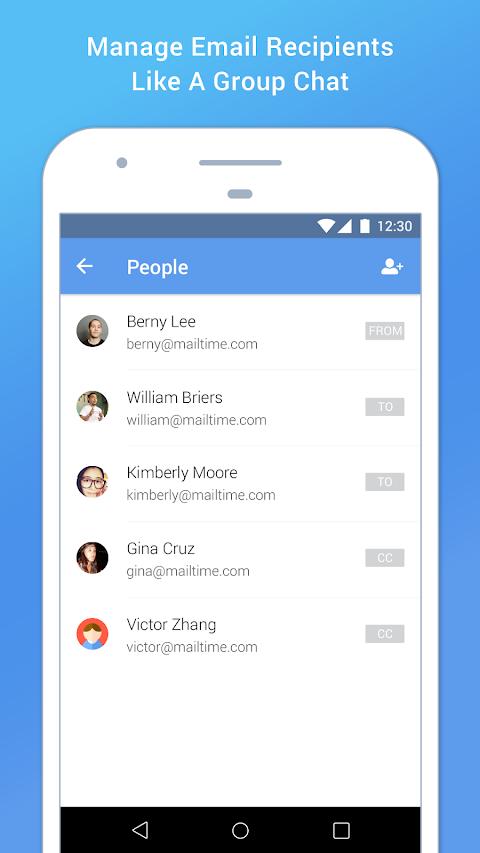 Email Messengerのおすすめ画像5