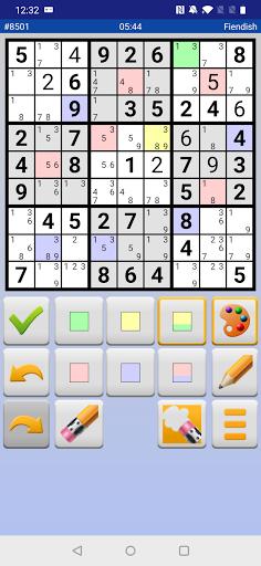Sudoku 10'000 Free 8.2.1 screenshots 4