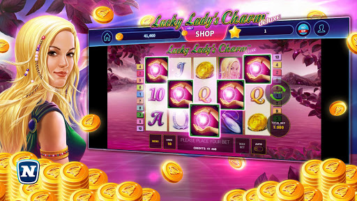 Lucky Lady's Charm Deluxe Casino Slot 5.30.0 screenshots 1