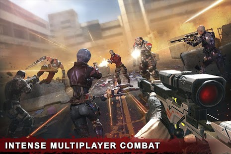 DEAD WARFARE: RPG Zombie Shooting - Gun Games Screenshot