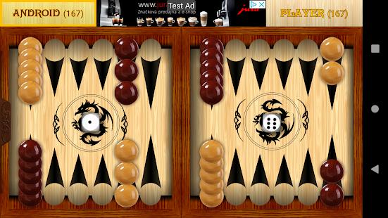 Backgammon 2.46 screenshots 4