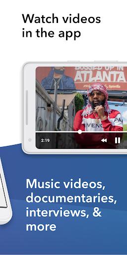 Spinrilla - Hip-Hop Mixtapes & Music apktram screenshots 7