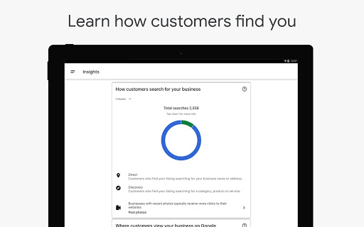 Google My Business - Connect with your Customers 3.33.0.346655744 Screenshots 10