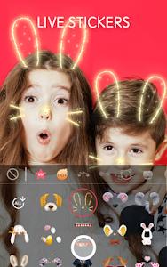 Face Camera: Photo Filters, Emojis, Live Stickers 2.19.100680 (Premium)