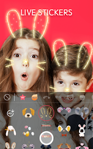 Face Camera  Photo Filters, Emojis, Live Stickers Apk Download NEW 2021 3