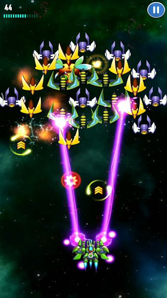 Galaxy Invader: Space Shooting
