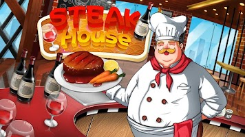 Steak House Cooking Chef