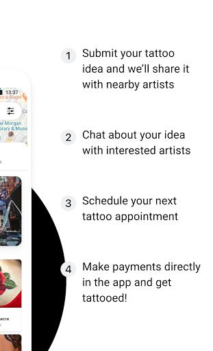 Tattoodo - Tattoo Design android2mod screenshots 4