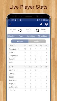 Basketball NBA Live Scores, Stats, & Schedulesのおすすめ画像5