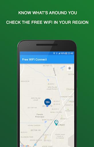 Free WiFi Connect  Screenshots 4