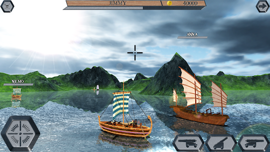 World Of Pirate Ships Mod Apk 4.4 (Unlimited Gold Coins) 3