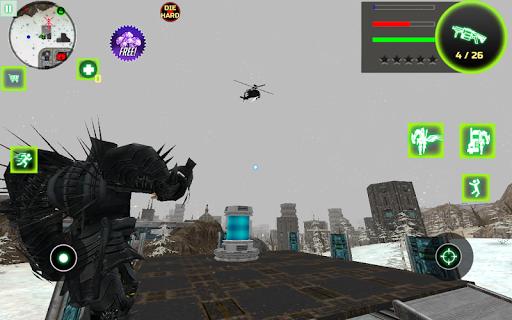 Dragon Robot 2  screenshots 3