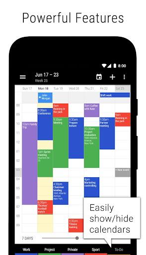 Download APK: Business Calendar 2 Pro・Agenda, Planner & Widgets v2.42.9 [Paid]