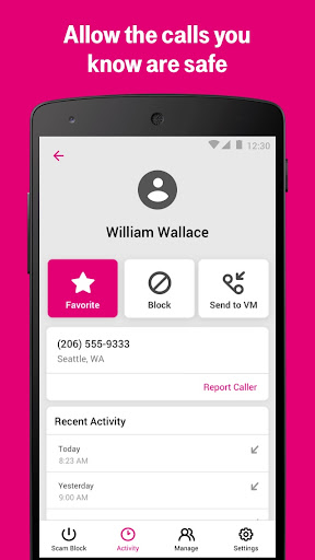 T-Mobile Scam Shield apktram screenshots 5