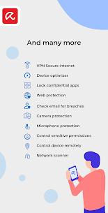 Avira Antivirus 2021 – Virus Cleaner Mod Apk (Pro Features Unlocked) 6